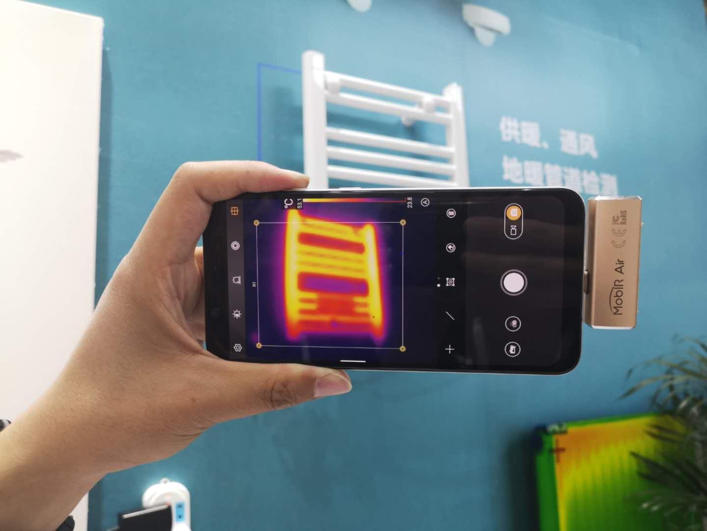 手机热像仪MobIR Air